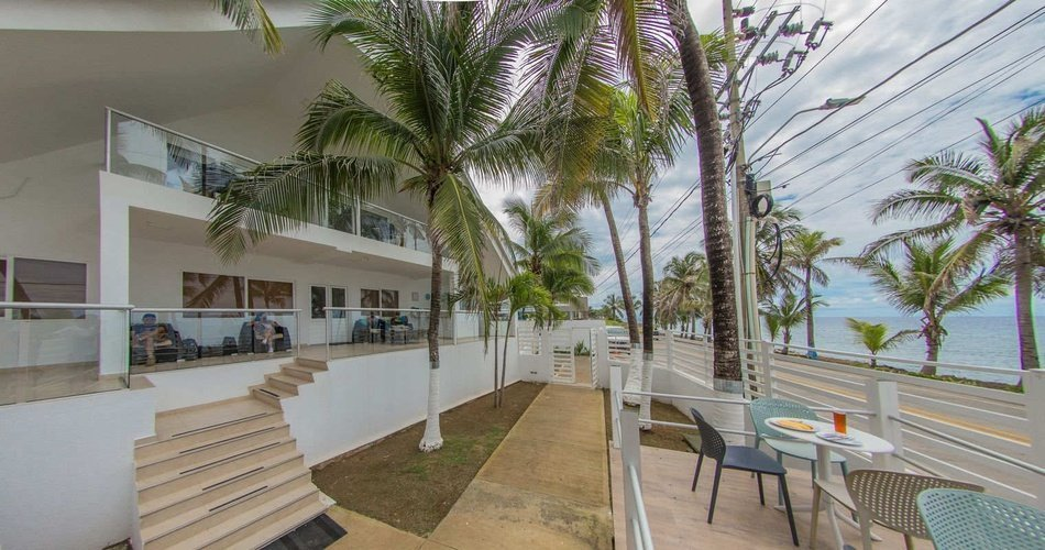Outdoors hotel brisa del mar by faranda boutique san andres