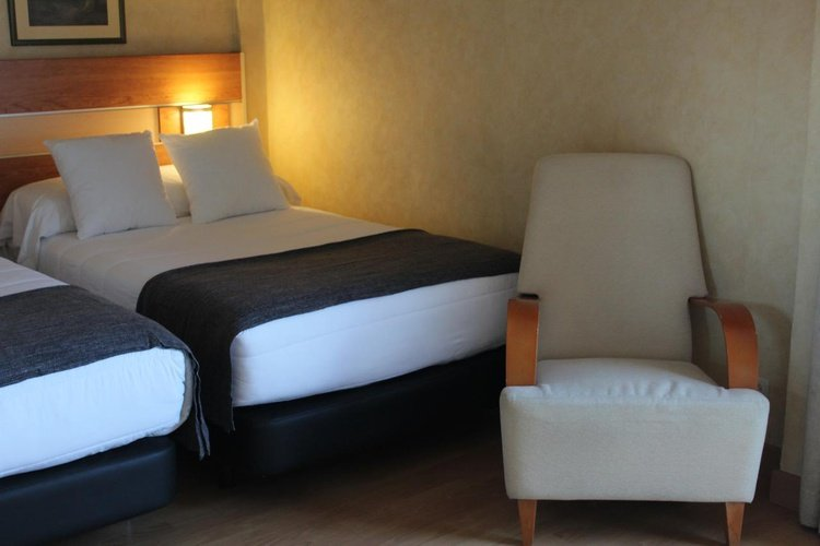 Room hotel faranda florida norte madrid