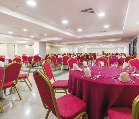 Meeting rooms hotel faranda express soloy & casino panama