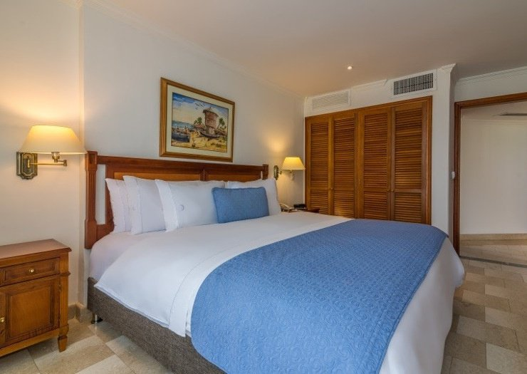 Caribbean suite caribe by faranda grand hotel cartagena