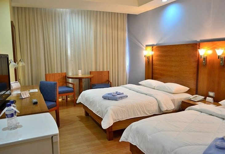 Rooms for guests with limited mobility city house puerta del sol porlamar hotel isla margarita