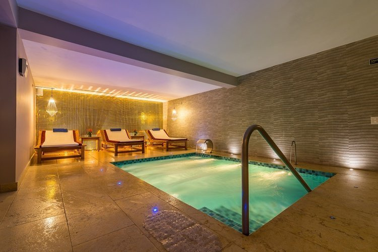 Spa caribe by faranda grand hotel cartagena