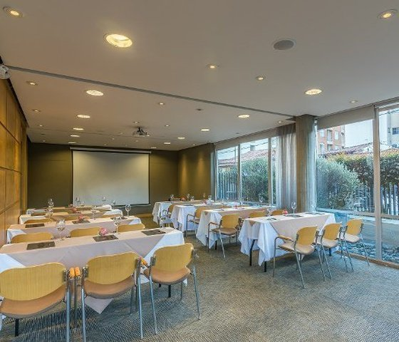 Meeting rooms hotel faranda collection bogotá bogota