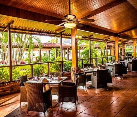 Restaurants el panama by faranda grand hotel