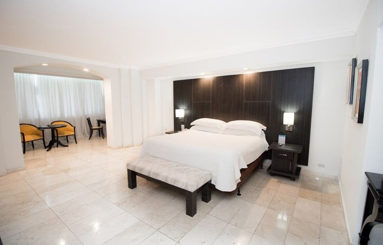 Junior suite el panama by faranda grand hotel