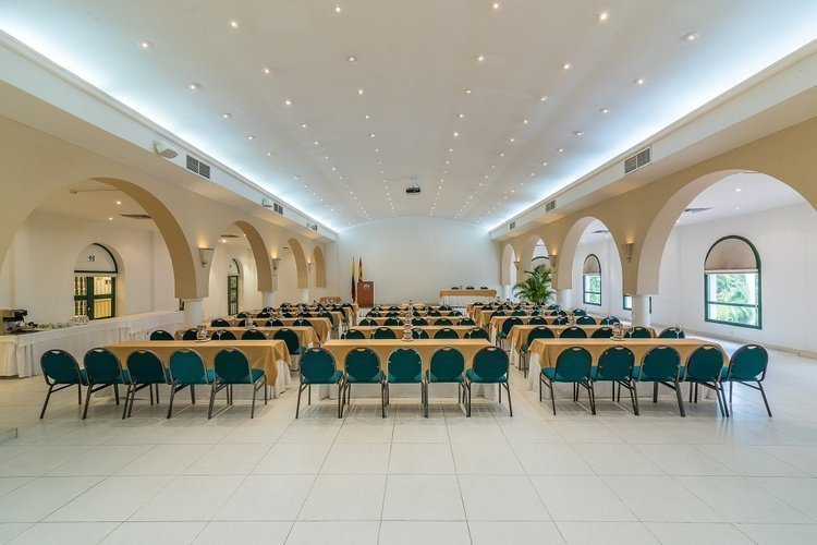 Arcos meeting room caribe by faranda grand hotel cartagena