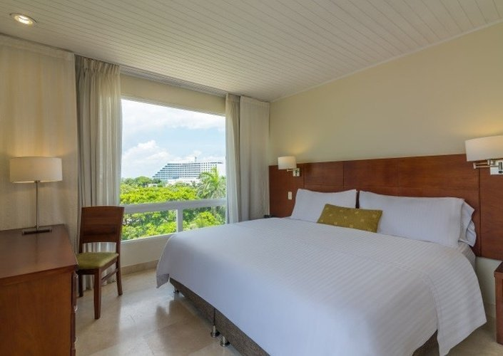 Junior suite caribe by faranda grand hotel cartagena