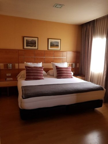 Suite hotel faranda florida norte madrid