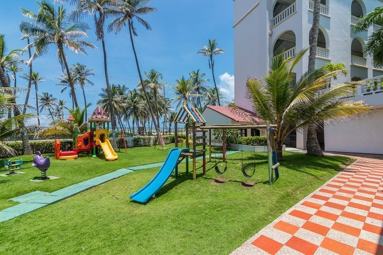Playground caribe by faranda grand hotel cartagena