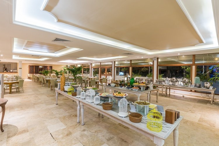 Pedro de heredia restaurant caribe by faranda grand hotel cartagena