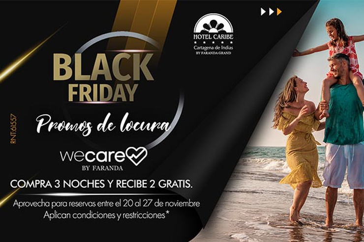BLACK FRIDAY Faranda Hotels & Resorts