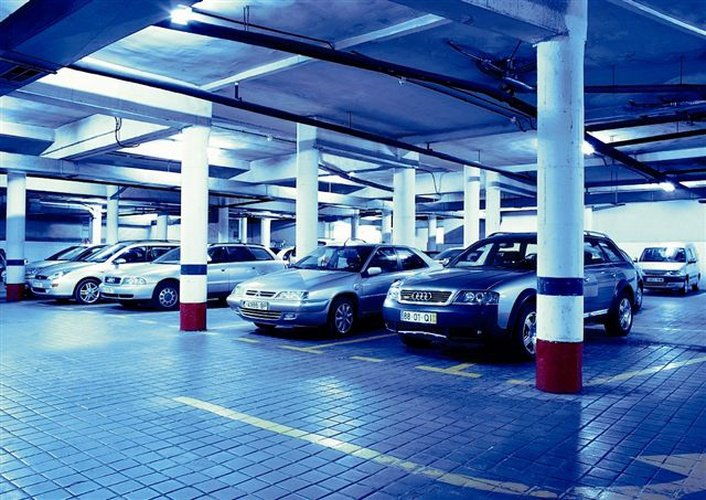 Parking hotel faranda florida norte madrid