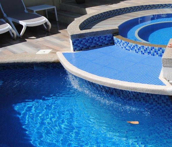 Pool with jacuzzi isla bonita by faranda boutique hotel san andres