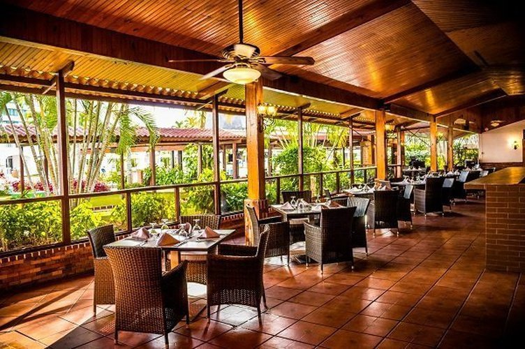 Restaurant el panama by faranda grand hotel