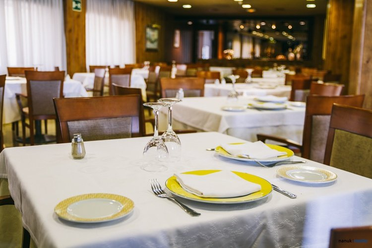 Restaurant hotel faranda florida norte madrid
