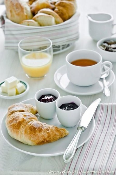 Continental Breakfast Faranda Hotels & Resorts