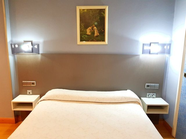 Single room city house las lomas hotel oviedo