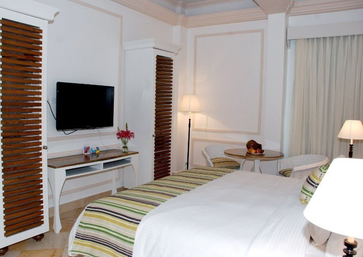 Colonial deluxe room caribe by faranda grand hotel cartagena
