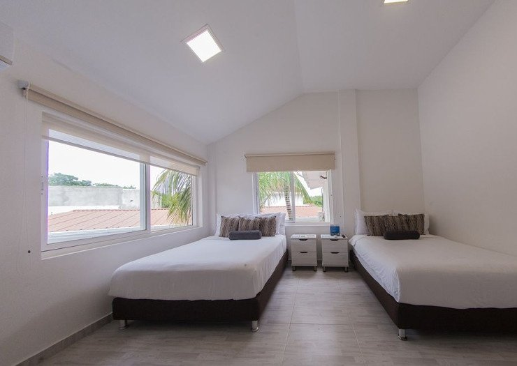 Superior room hotel brisa del mar by faranda boutique san andres