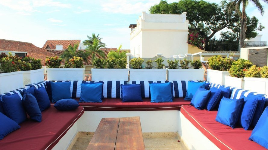 Terrace hotel bantú by faranda boutique cartagena