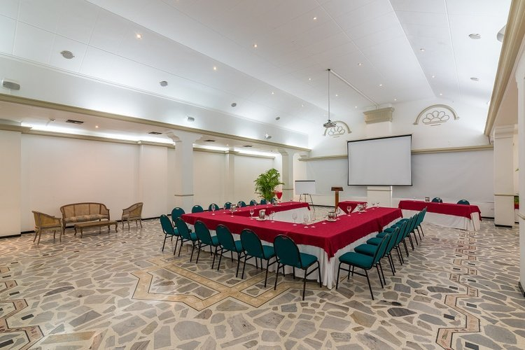 Cartagena meeting room caribe by faranda grand hotel