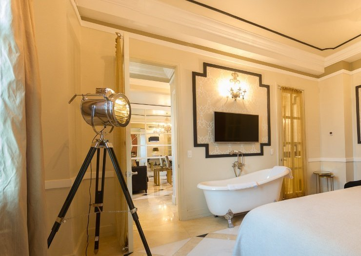 Casa del mar suite caribe by faranda grand hotel cartagena