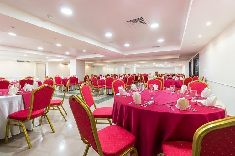 Meeting room hotel faranda express soloy & casino panama
