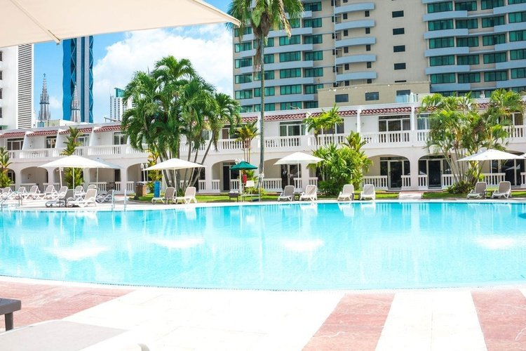 Swimming pool el panama by faranda grand hotel