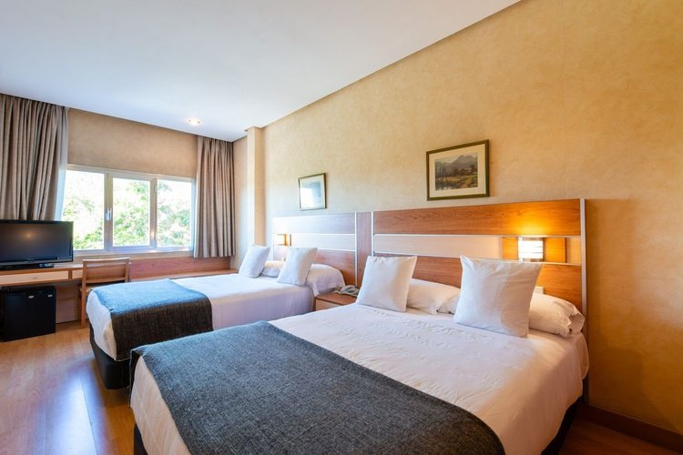 Superior room hotel faranda florida norte madrid