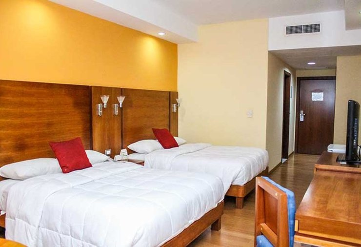 Junior suite city house puerta del sol porlamar hotel isla margarita